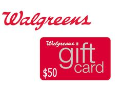 Walgreens Gift Card Giveaway