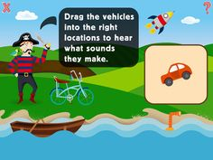 Row, Row, Row Your Boat for iPad  ($0.Created by Listening and Spoken Language Specialists in conjunction with Early Childhood Teachers, Row, Row, Row Your Boat is a highly interactive learning experience. The app is full of wonderful educational ideas, animated interactive games, and engaging sounds to encourage the development of listening and language skills in young children. Families of children who have reduced hearing or language difficulties will find the app particularly useful…