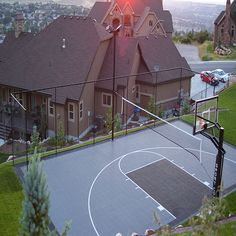 Indoor and outdoor athletic surfaces and accessories by Sport Court West include products for backyard basketball courts, tennis courts, gym flooring and volleyball courts.