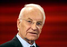 """""""Lob von Grünen und Linken nicht gut"""": Stoiber fordert neue CDU-Strategie - http://www.statusquo-news.de/lob-von-gruenen-und-linken-nicht-gut-stoiber-fordert-neue-cdu-strategie/"""