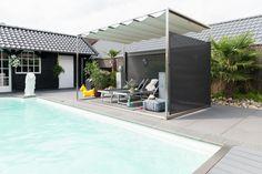 Terrasoverkapping Solem van LuxxOut - Product in beeld - Startpagina voor tuin ideeën   UW-tuin.nl