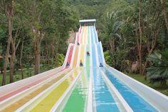 Vietnam - Nha Trang's Vinpearl Land resort island