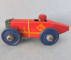 Share vintage toy circle trace