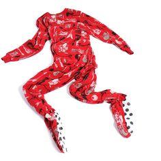 Rock & Roll Pajamas, $3