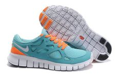buy online 2ec4c ee819 Hot Sale Mens Nike Free Runs 2 Sky Blue White Orange Shoes outlet,cheap Nike  Free Shoes, wholesale Nike Free Shoes, discount Nike Free Shoes, Womens Nike  ...