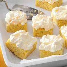 Pineapple Orange Cake Recipe from Taste of Home