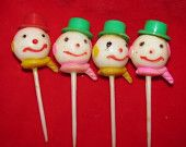 Snowman Cake Toppers, Retro Frosty the Snowman Cake Toppers 4, Christmas Party Decorations, Baking Supplies