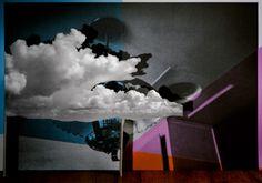 Cloud Lamp by Matt Lipps