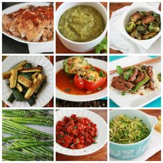 Eat Clean 2014 - 33 healthy recipes for breakfast, lunch, dinner, and treats // One Lovely Life