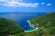 Pupnatska Luka near Pupnat, Island of Korčula Beach Cove, Island Beach, Korcula Croatia, Palawan Island, Most Beautiful Beaches, Beautiful Islands, Philippines, The Good Place, Country