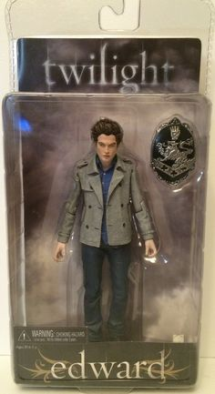 (TAS031160) - NECA Twilight - Edward Action Figure