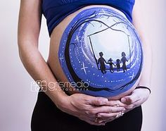 bellypainting zaragoza familia columpio universo Raquel - copia Bump Painting, Pregnant Belly Painting, Belly Art, Belly Bump, Image Categories, Baby Belly, Baby Bumps, Pregnancy Photos, Face And Body