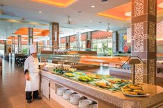 Hotel Riu Playacar buffet | Mexico All Inclusive Vacations - RIU Hotels & Resorts