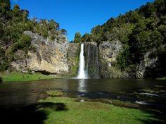 Hunua Falls in den Hunua Ranges | SnoopyA | #Neuseeland #Auckland #Wasserfall