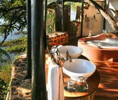 treehouse suite, tongabezi lodge