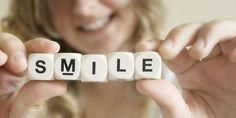 Seu melhor sorriso. O sorriso de quem sabe que pode contar com alguém, seja esse alguém quem for.