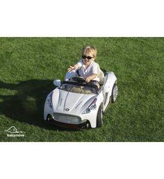 Samochód elektryczny dla dziecka Massi biały