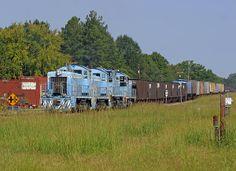 Smalltown Train