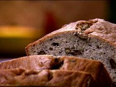 Momma callies banana nut bread with honey butter recipe banana mama callies banana nut bread video food network forumfinder Images
