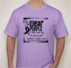 Epilepsy Awareness Shirt....PLEASE SHARE!! All proceeds go to www.cureepilepsy.org