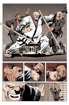 The Kingpin Builds A Brand New Empire  Wilson Fisk made his debut in The Amazing Spider-Man #50 (July 1967). The Kingpin later made enemies of The Punisher and Hells Kitchens own Daredevil. Kingpin is classically depicted as a cold-blooded crime lord who uses his wealth and law enforcement connections to remain untouchable.  King Pin #1 Preview Pages Kingpin #1 presents Wilson Fisk as a repentant gentle giant who is seeking to have his story told in an attempt to reinvent his image. Fisk…