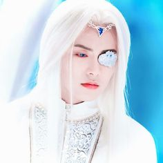 Ice Fantasy Cast, Baron Chen, Dramas, Ma Tian Yu, Fantasy Posters, Actors Male, Chinese Boy, Flower Boys, Fire And Ice