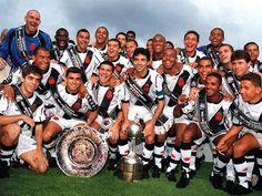 LIBERTADORES 1998 - A edição de 1998 da Copa Libertadores da América foi vencida pelo Club de Regatas Vasco da Gama, no ano do centenário do clube.
