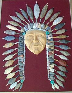 Love the Artifacts Native American Tools, Native American Artifacts, Native American History, Native American Indians, Indian Artifacts, Ancient Artifacts, Native Indian, Native Art, Mexica