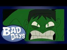 Bad Days Season 1 Episode 10: The Incredible Hulk