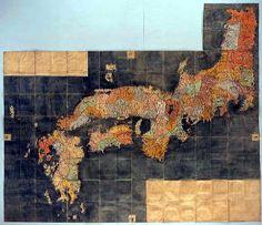 慶長日本図(全国)