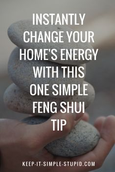 Instantly change your home's energy with this simple Feng Shui tip — Keep It Simple, Stupid Feng Shui Your Life, How To Feng Shui Your Home, Feng Shui House, Feng Shui Bedroom, Feng Shui Quotes, Feng Shui Tips, Feng Shui For Beginners, Feng Shui For Dummies, A Frame Cabin Plans