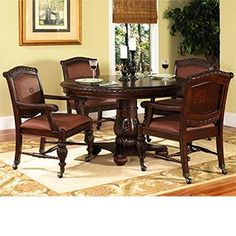 caster dining chairs swivel chair arms 64 best on casters images antique room with google search