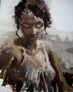 Original Art // Jerome Lagarrigue – AphroChic