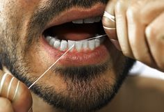 Check out 12 alternative uses for dental floss!