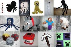 Minecraft plush - Google Search