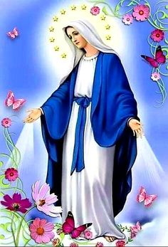 Very beautiful My Lady Mary Jesus Mother, Mother Of Christ, Blessed Mother Mary, Mary And Jesus, Blessed Virgin Mary, Pictures Of Christ, Jesus Christ Images, Jesus Art, Spiritual Pictures