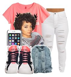 """""""Untitled #251"""" by oh-thatasia ❤ liked on Polyvore featuring NIKE and Retrò"""