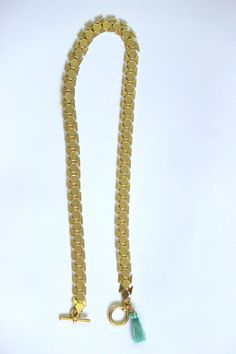 #Toggle #clasp #closur #necklace #gold #plated #necklace #gold