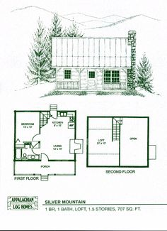 small cabin floor plans with loft. free small cabin floor plans with loft cabin floor plans with loft small log cabin floor plans with loft log cabin floor plans with loft cabin floor plans with loft Plans Loft, Cabin Plans With Loft, Small Cabin Plans, Loft Floor Plans, Log Cabin Floor Plans, House Plan With Loft, Cabin Loft, Log Cabin Kits, Cabin House Plans