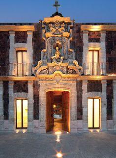 HOTEL BOUTIQUE CORTES, ALAMEDA CENTRAL MEXICO CITY