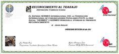 Reconocimientos 2014: Jean Araud Distinción: Fabricio Ojeda