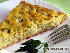 Zapekaná tekvica - recepty Lasagna, Quiche, Vegetarian Recipes, Yummy Food, Breakfast, Ethnic Recipes, Veg Recipes, Morning Coffee, Delicious Food