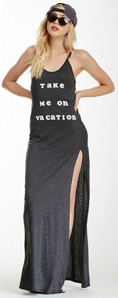 Vacation Maxi Dress