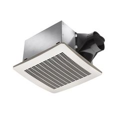 View the Delta Electronics VFB25ACH Breez 80 CFM Humidity Sensor Exhaust Fan, Less than 0.3 Sone at FaucetDirect.com.