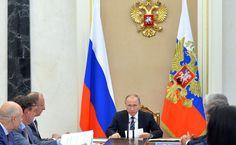 Совещание по вопросам формирования бюджета силовых структур   12 июля 2016 года  http://www.kremlin.ru/events/president/news/52498