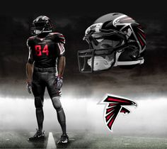 """Nike replaces Reebok as the official supplier of NFL uniforms this week. These are possible """"Pro Combat"""" (alternate) uniforms. Im still undecided about how I feel about this."""