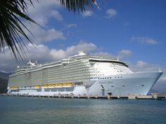 OASIS of the Seas At Labadee by Cruise Dog, via Flickr