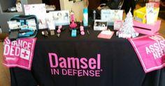 Damsel in Defense table