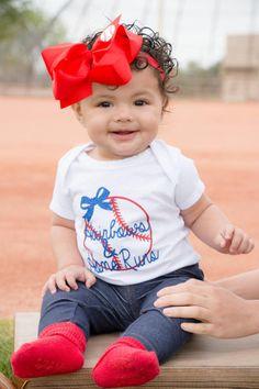 ae16954ec091 Girls Baseball Shirt Baseball Sister Baseball Outfit Baby Girl Baseball  Outfits Baseball Tee Toddler Baseball Shirts