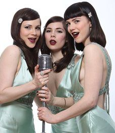 The Langley Trio 1